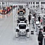 Inside the McLaren MP4-12C factory