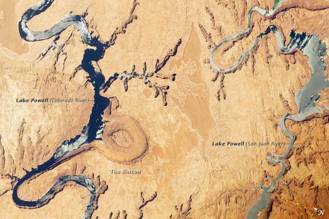 Lake Powell and the Rincon