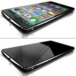 LiquidMetal iPhone 5 concept