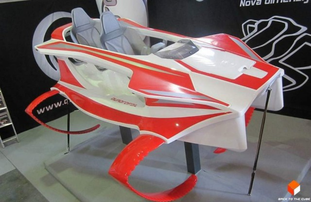 Quadrofoil electric hydrofoil (9)