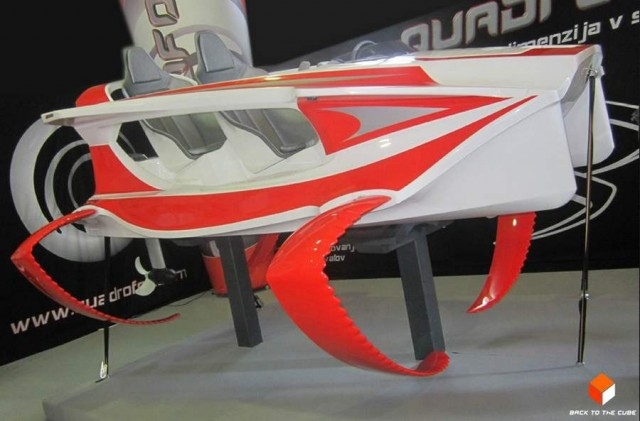 Quadrofoil electric hydrofoil (6)