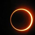 Ring of fire eclipse on May 20 (video)