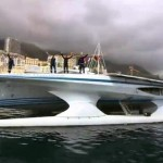 Solar-powered boat completes its trip around the world ...