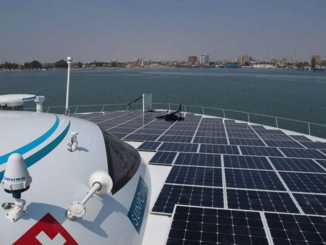 TURANOR PlanetSolar completes its trip around the world (5)