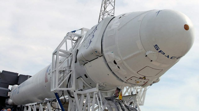 SpaceX and NASA prepare for launch