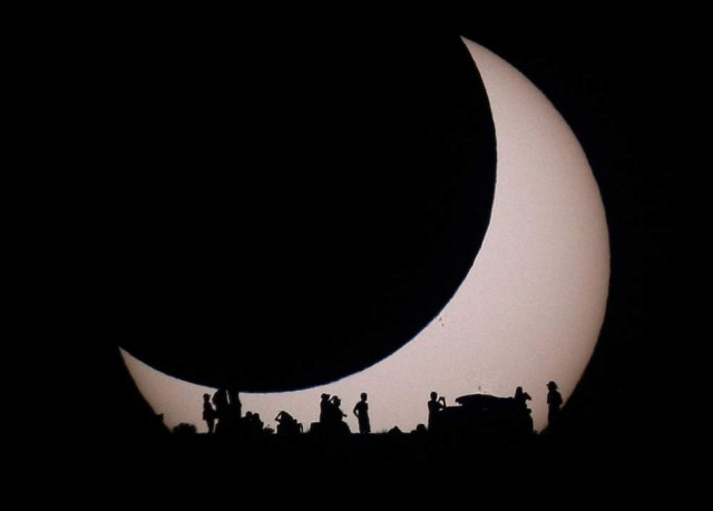 May 2012 annular eclipse and observers