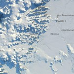 Sunny Skies over the Antarctic Peninsula