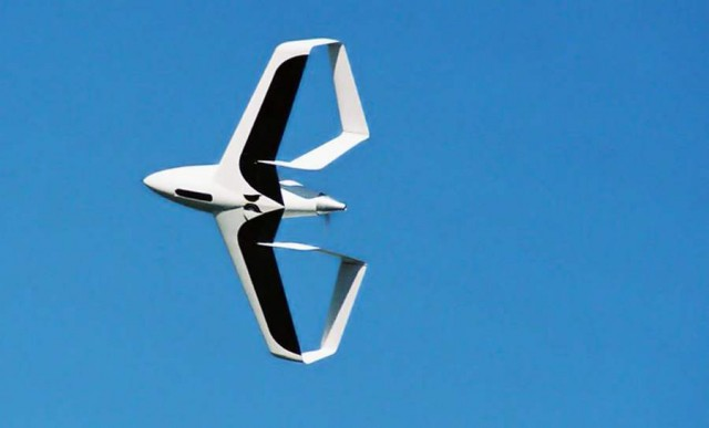 Synergy Aircraft project