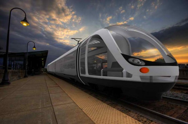 The Auto Train automated transportation system