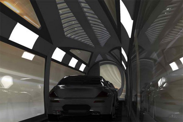 The Auto Train automated transportation system (4)
