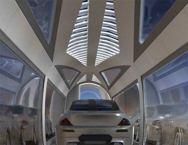 The Auto Train automated transportation system (3)