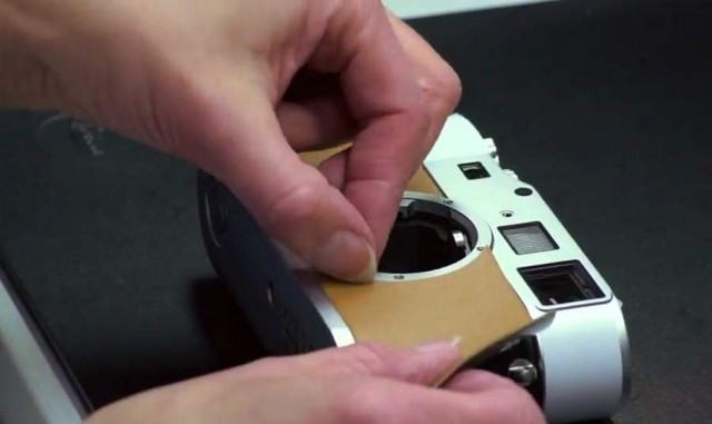 The making of the Leica M9-P Edition Hermès (3)