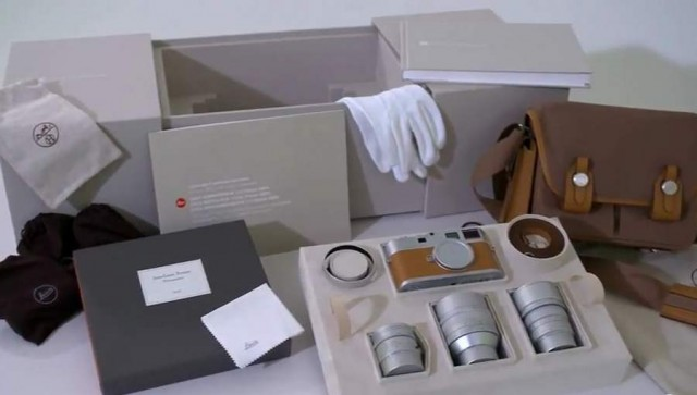 The making of the Leica M9-P Edition Hermès (2)