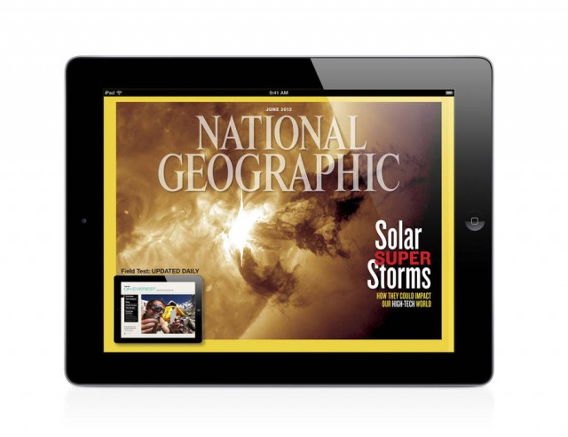 National Geographic June 2012