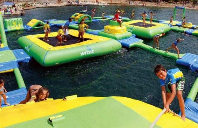Wibit Inflatable Water Park (3)