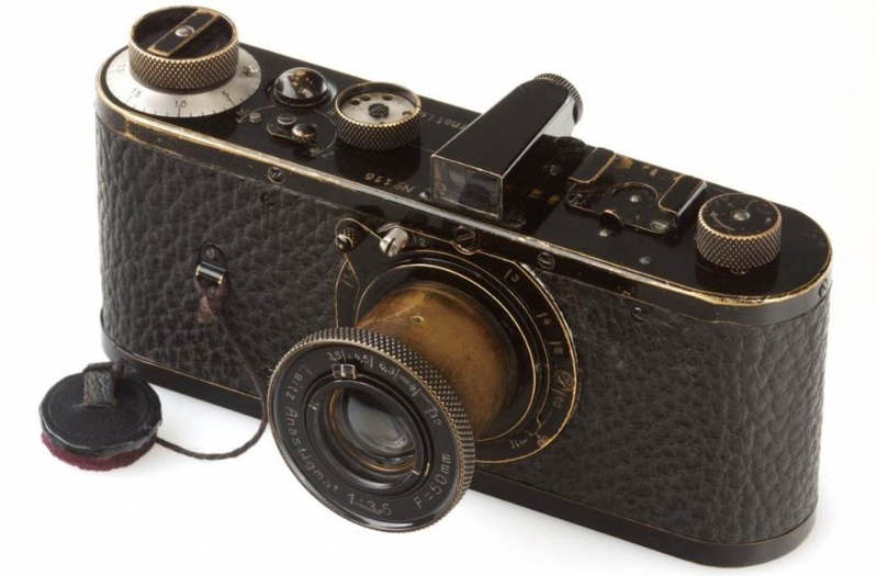 Vintage 1923 Leica is World s Most Expensive Camera
