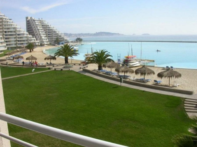 Crystal Lagoon at the San Alfonso del Mar resort in Chile (2)