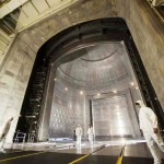 World's largest Vacuum Chamber