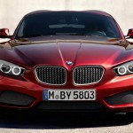 BMW Zagato Coupé (video)