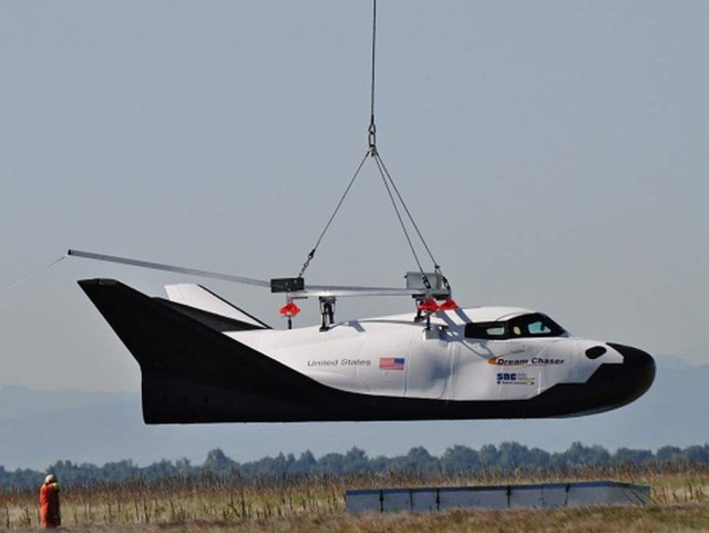 Dream Chaser Spacecraft passed complex tests