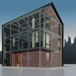 Eco Pak- a new take on container homes