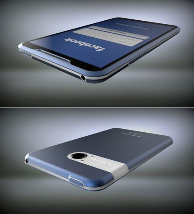 Facebook Bluephone concept by Michal Bonikowski (2)