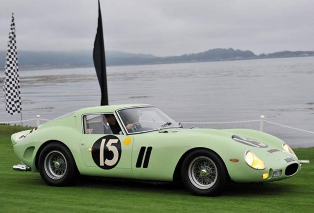 Ferrari 250 GTO worlds most expensive car
