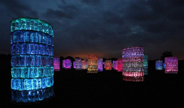 Fields of LED Flowers at Longwood Gardens by Bruce Munro (5)