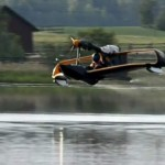 First flight of the FlyNano (video)