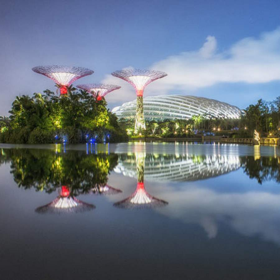 Wordlesstech Gardens By The Bay By Grant Associates And