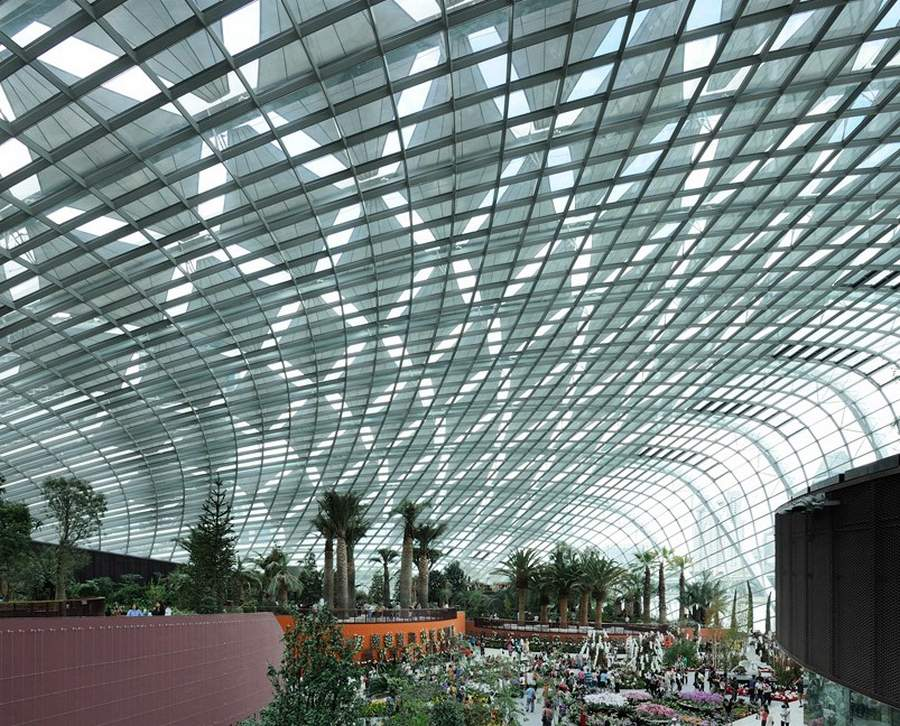 Gardens by the bay is world building of the year for Wilkerson builders