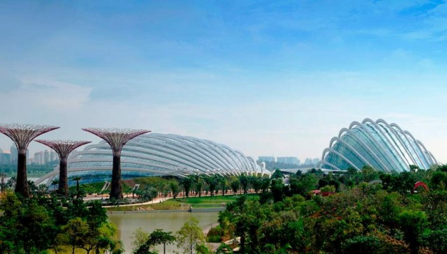 Gardens by the Bay by Grant Associates and Wilkinson Eyre (7)