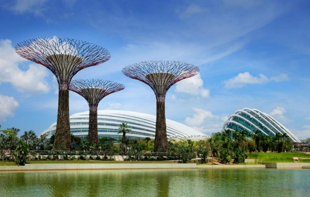 Gardens by the Bay by Grant Associates and Wilkinson Eyre (6)