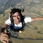 Google's Project Glass- Skydiving demo (video)
