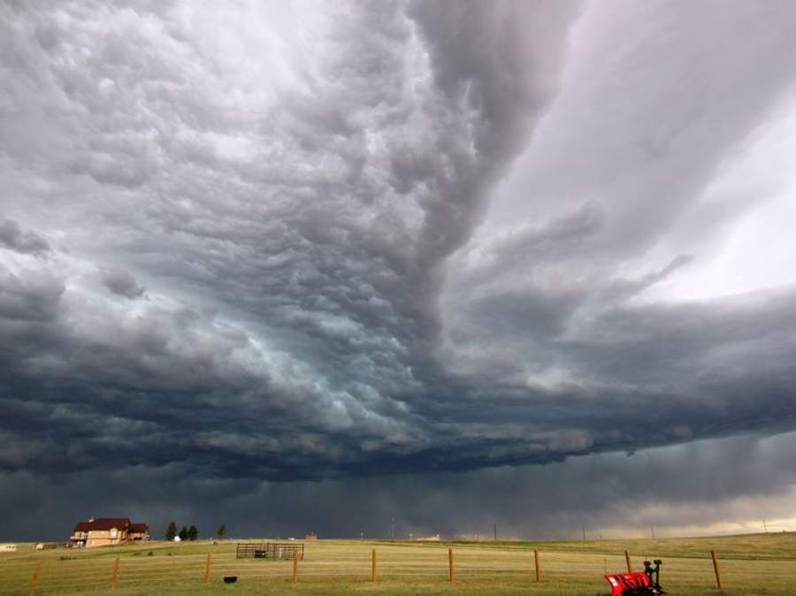 Great Plains Severe Storm