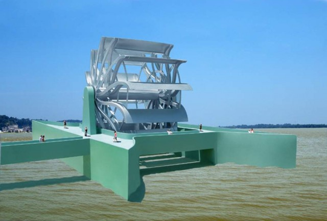 Great River Turbine