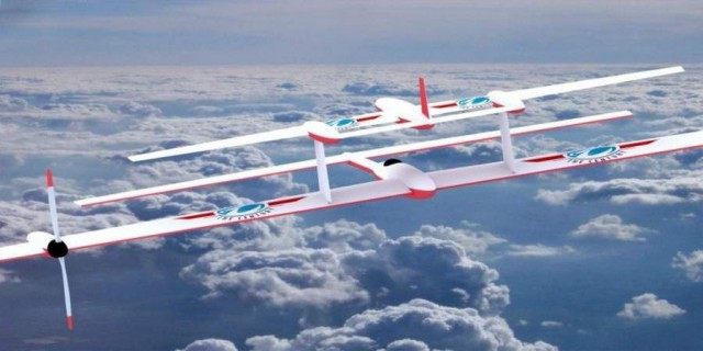 Infinite Range Electric Flight system by Flight of the Century