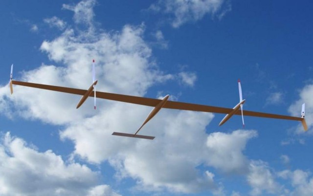 Infinite Range Electric Flight system by Flight of the Century (4)
