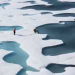 Massive Algal Bloom Under Arctic Ice discovered by NASA