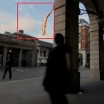 Meteorite crashes into London center (video)