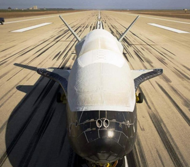 X-37B Orbital Test Vehicle by Boeing