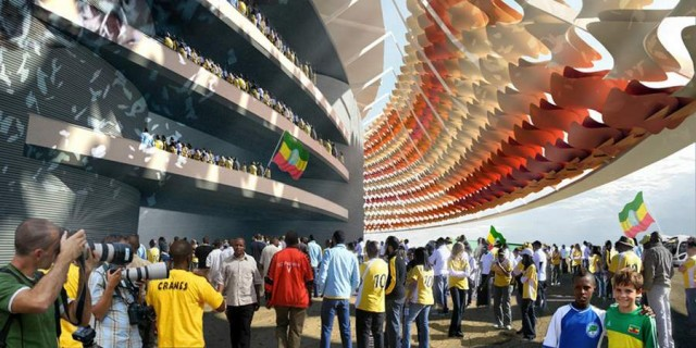 National Stadium in Addis Ababa by LAVA (5)