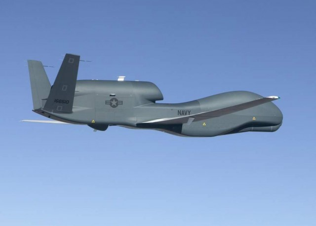 Polar Hawk Unmanned Aircraft into Arctic skies