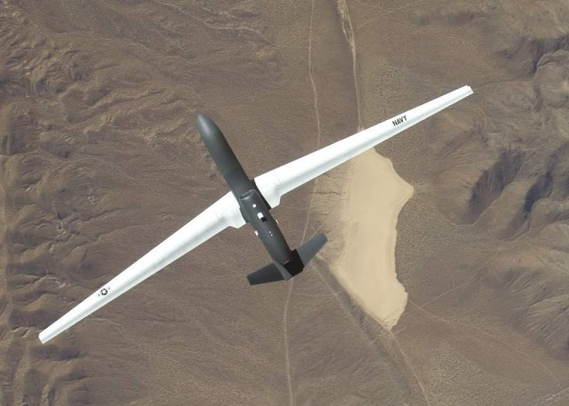 Polar Hawk Unmanned Aircraft into Arctic skies (4)
