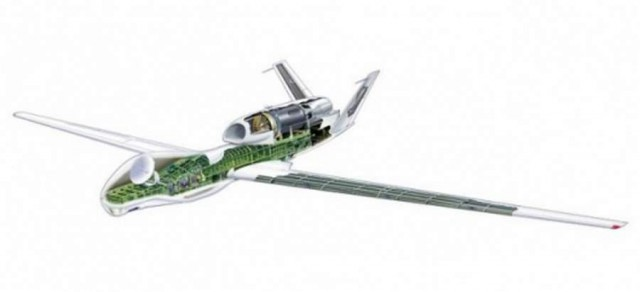 Polar Hawk Unmanned Aircraft into Arctic skies (7)