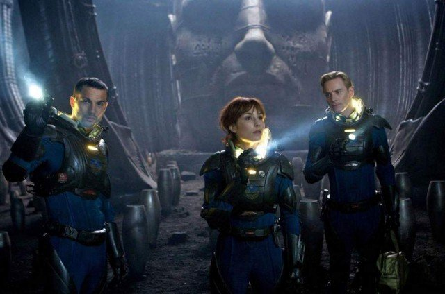Prometheus by Ridley Scott