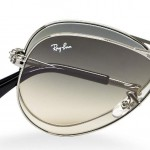 Ray-Ban Folding Aviators