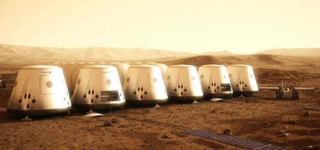 Reality Show the first human colony on Mars (2)