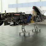 Sauber F1 Car Cutaway (video)
