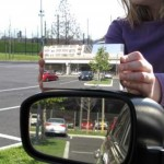 Side mirror that eliminates Blind Spot